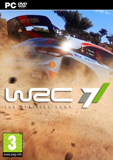 Wrc 7 igrica za pc.Ne za playstation. - Nis