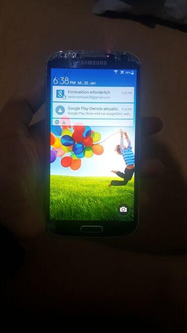 Prodajem Samsung s4 jako dobar Telefon koristi se svakodnevno naprslo