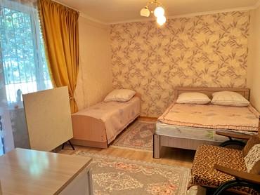 Отдых на Иссык-Куле - Баетов: Сдается 3-х местный номер в пансионате «Береке» в 50 м. от пляжа. Со