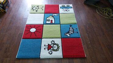 Kuća i bašta - Surdulica: Prelep tepih 170x120 cmveoma kvalitetan, pun gust tepih, lak za