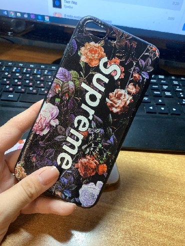 батарейка-на-айфон-7 в Кыргызстан: Чехол на iPhone 7+