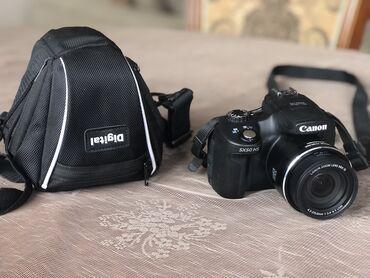 2192 elan: Demek olar yenidir.Cox az 2 hefte cemi istifade olunub. Canon SX 50 HS