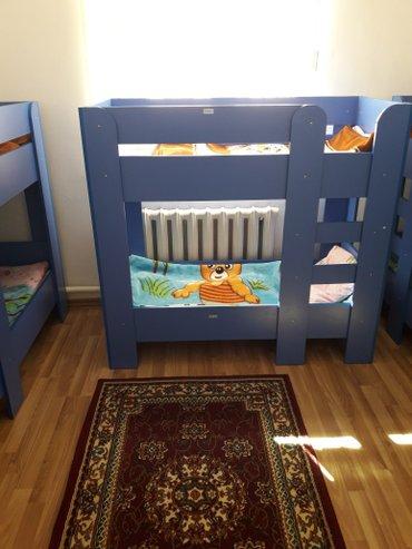 кроватки детские, хорошего качества. в Бишкек