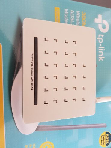Biləsuvar şəhərində Wi fi modem satilir ikisi birlikde 30manat yada wi fi guclediriciyle
