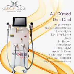 Kofe-aparati-satilir - Azərbaycan: Lazer epi̇lyasi̇ya aparati̇ yeni model alexmed duolazer tipi dioddalğa
