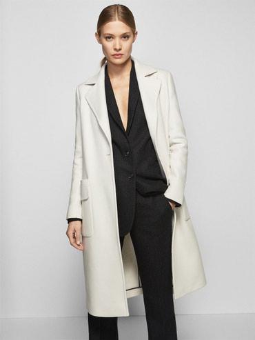 """Пальто демисезонное """"Мussimo Dutti"""". Новое, куплено в ОАЕ. Размер М"""