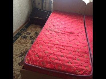 Продаю односпальную кровать , в отличном состоянии , вместе с в Бишкек