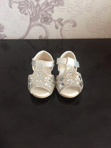 детская обувь 15 см в Азербайджан: Обувь детская.новая.подарок принесли на день рождение.по размеру