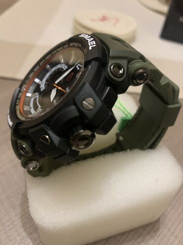 Rugged military new 55 mm σκληροτράχηλο   * Ρολόι με ψηφιακό και αναλ