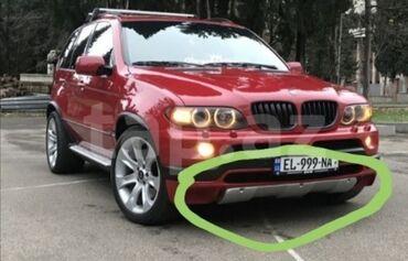 BMW X5 E53 Bufer atdığı