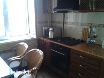 Посуточно трех ком. квартира . Центр. в Бишкек