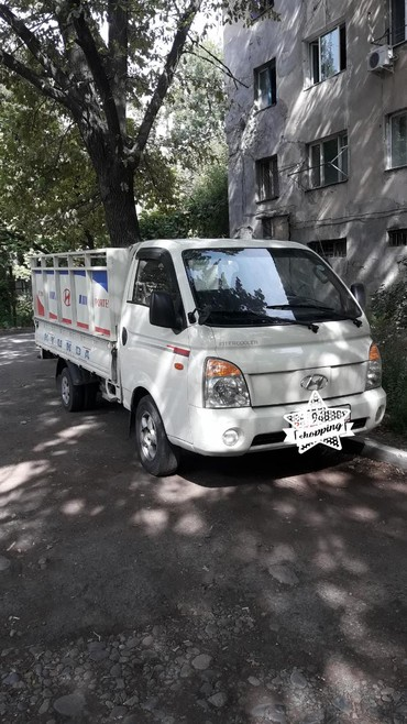 ПОРТЕР 2 ИНТЕРКУЛЛЕР СВЕЖИЙ ПЕРЕГОН в Бишкек