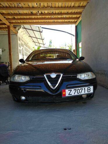 Alfa Romeo в Кыргызстан: Alfa Romeo 156 2 л. 2000