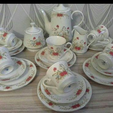 Bakı şəhərində Чайный сервиз 6 персон