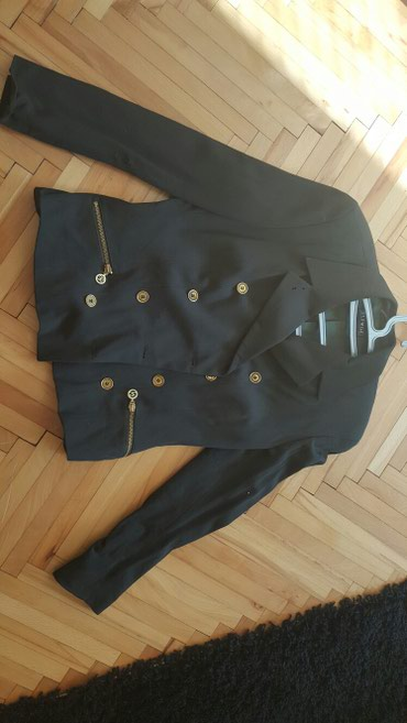 Tamno zeleni sako.  vel.L - Pozarevac