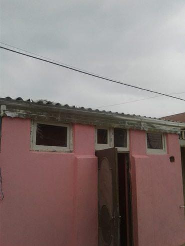 Bakı şəhərində Bineqedi qesebesinde 80 kv 1 otaqli ev saatilir temirli qaz su