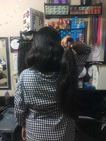 Срезаем волосы сами. Покупаем волосы в в Бишкек