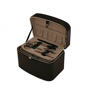 Samsonite kutija za nakit kozna sa manikirom novo - Novi Sad