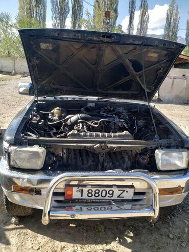 Транспорт - Бает: Toyota Hilux Surf 2.4 л. 1992   200 км