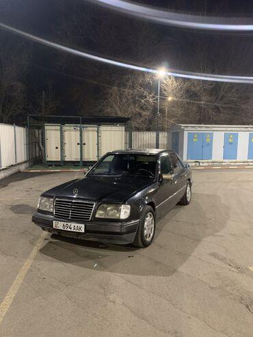 mercedes w124 e500 купить в россии в Кыргызстан: Mercedes-Benz W124 2.2 л. 1993 | 492000 км