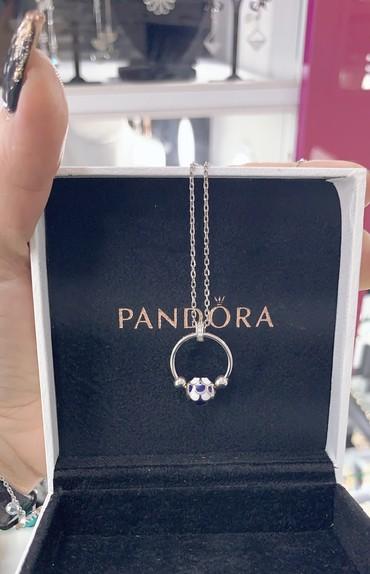 Колье - Кыргызстан: Колье Pandora Самый лучший подарок для ваших любимыхСеребро 925