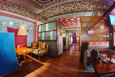 интенсивный стол в Кыргызстан: Habibi Lounge Bar Bishkek на Фатьянова 😍 Атмосферно 😋 Вкусно🍽