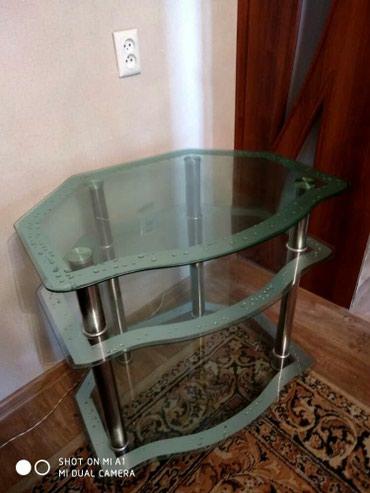Стеклянный столик в Бишкек