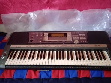 Продаю синтезатор (ямаха) + блокпитание. Торг уместен