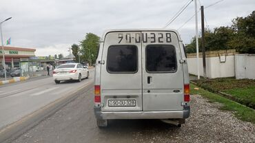 48 elan | NƏQLIYYAT: Ford Transit 2.5 l. 1997 | 383000 km