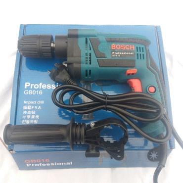 Bosch bušilica -novo u kutiji  snaga 1180w - Pozarevac