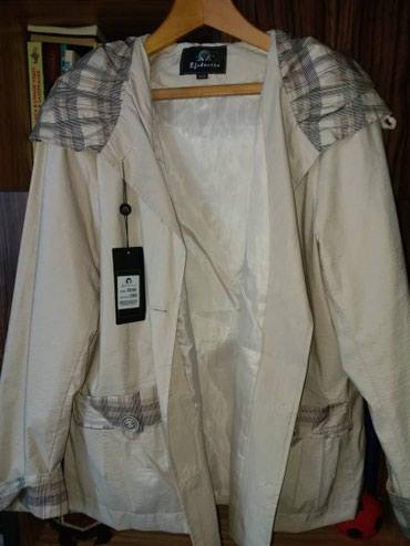 Куртка весенняя,новая,размер 52-54 в Бишкек