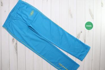 Спорт и хобби - Украина: Жіночі блакитні спортивні штани Bosco, p. M    Довжина:100 см Довжина