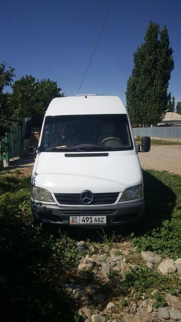 Mercedes-Benz в Кыргызстан: Mercedes-Benz Sprinter Classic 2.2 л. 2002   500000 км