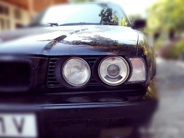 Продаю (BMW e34) черный 2.5 ванус плита механика, полный ЭЛ ПАКЕТ КАНД в Ош