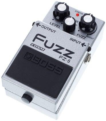 Bakı şəhərində BOSS Fuzz FZ-5