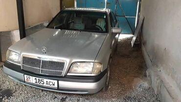 Mercedes-Benz C-Class 1.8 л. 1993 | 250000 км