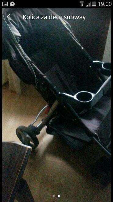 Kolica za bebe i decu | Kragujevac: Subway kolica za decu