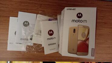 Motorola - Azərbaycan: Moto M (XT1662)teli satilir. Telin hec bir problemi yoxdur