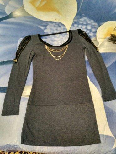 Платье, можно носить туникой в Каинды