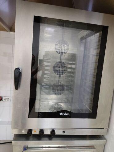 Конвекционная электрическая печь для предприятий общественного питания