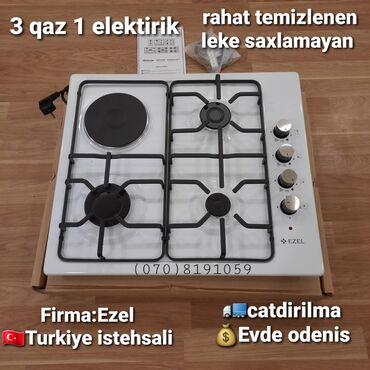 bu üçün sterilizator - Azərbaycan: Qaz peci qaz piltesi pilteFirma :Ezel Turkiye istehsali. 3 qaz 1