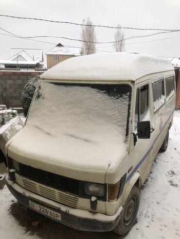 Мерседес сапог - Кыргызстан: Mercedes-Benz 3 л. 1992 | 100000 км