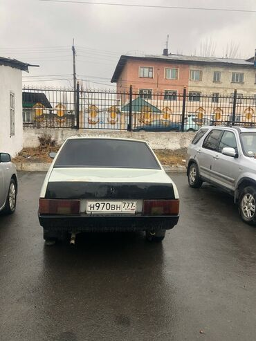 авто ру шины бу в Кыргызстан: ВАЗ (ЛАДА) 21099 1.6 л. 2002