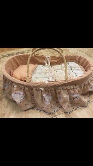 Люлька! Переноска! Кроватка! Три в в Бишкек
