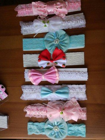 Новые детские повязки на голову в Лебединовка