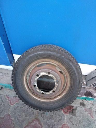 Продаю диски с резиной на спринтер 412 в Бишкек