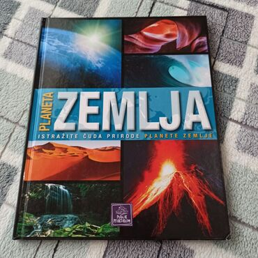 """Zemlja"" nova knjiga"