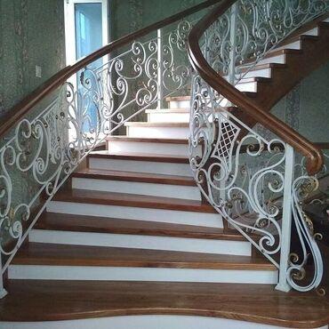 лестница бишкек в Кыргызстан: Лестницы | Монтаж, Изготовление