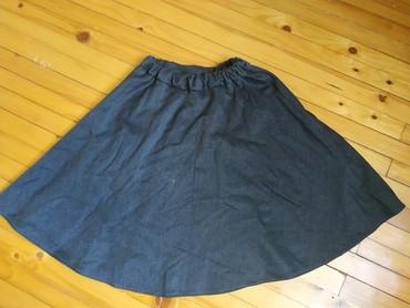 Серая юбка в школу. Размер 12-15 лет. конт.тел