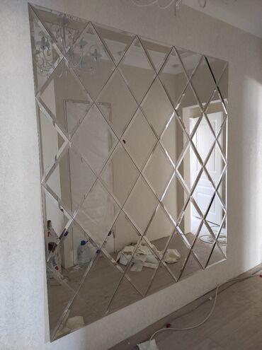 Зеркала - Кыргызстан: Зеркальное панно на заказ!!! ЗЕРКАЛЬНОЕ ПАННО БИШКЕКПроизводитель